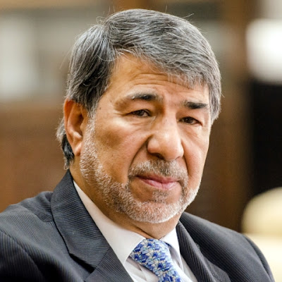 Ibrahim Alzebn, embaixador da Palestina