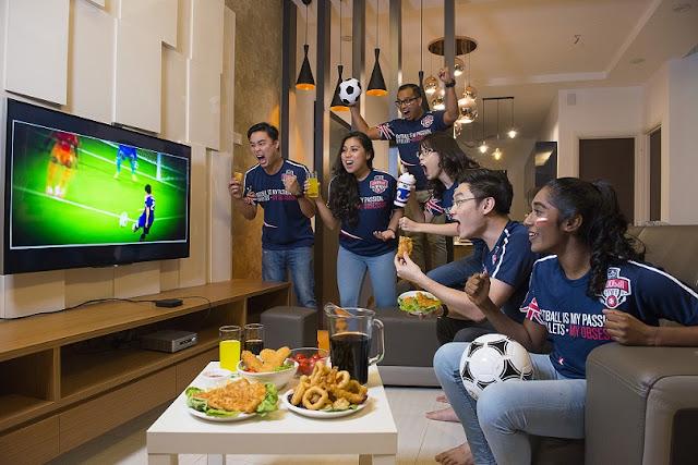 Sertai Pacific West FOODball Fever Dan Menang Percutian ke Negara Pasukan Bola Sepak Kegemaran