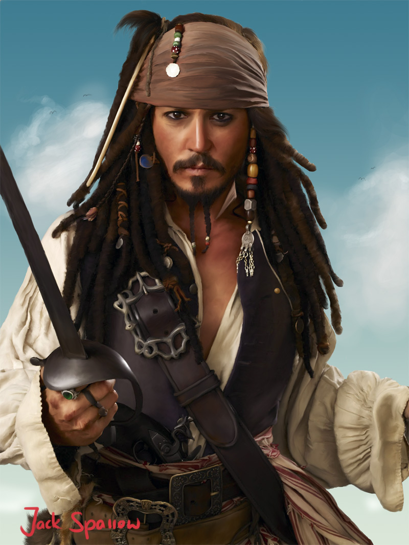 Jack Sparrow Synchronsprecher