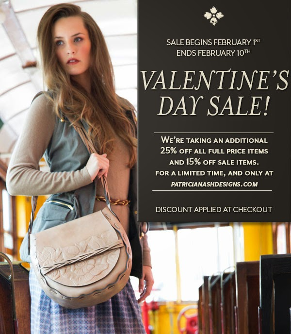 Patricia Nash Valentines Day Sale