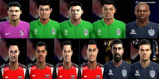 Facepack TPL v3 Pes 2013 By Amunited Facemaker