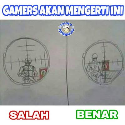 8 Meme 'Gamer Sejati' Ini Bikin Kecanduan Ngakak