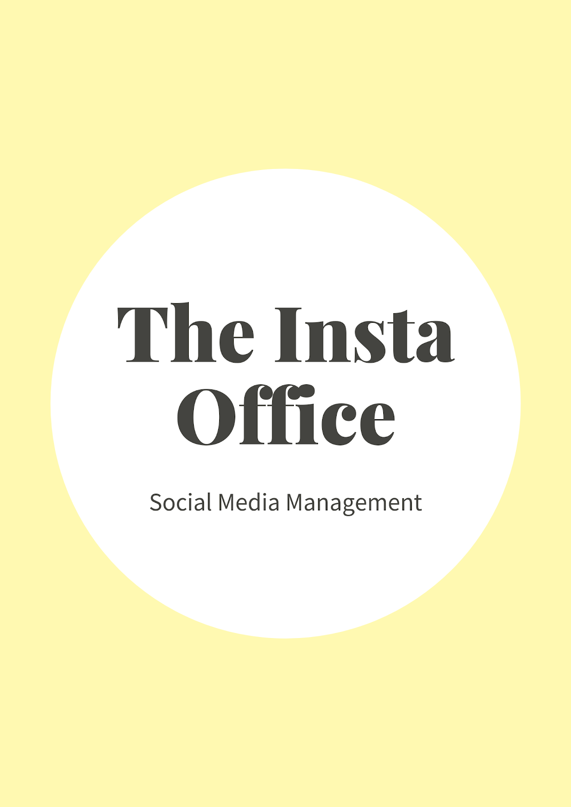 The Insta Office