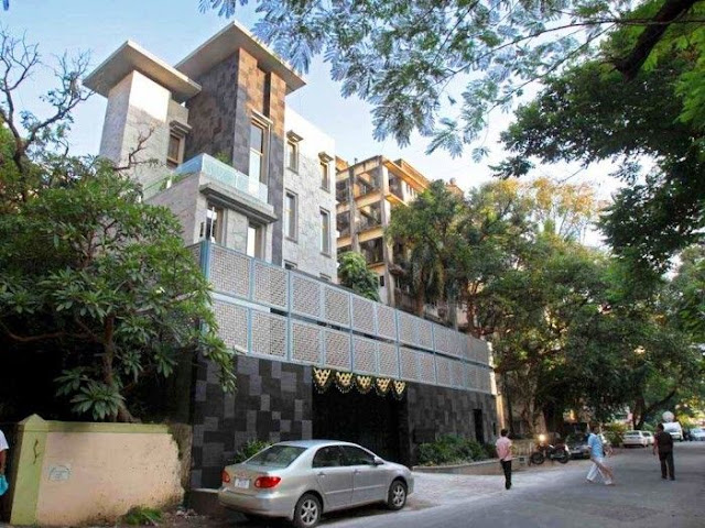 Sachin Tendulkar New House
