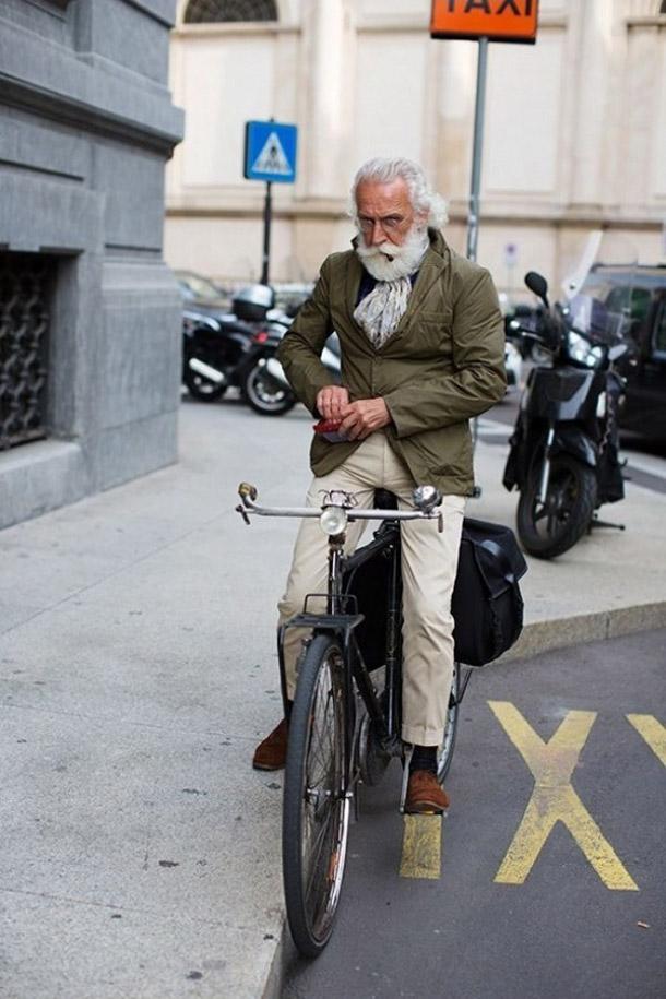 15 avôs cheios de estilo