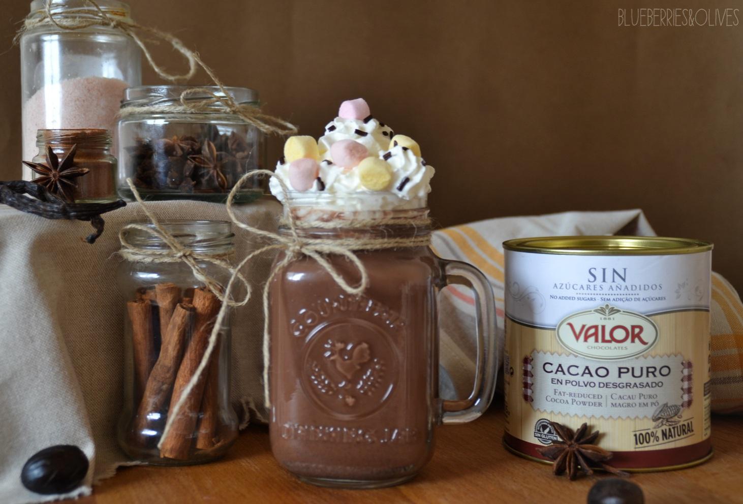 Chocolate caliente especiado 1