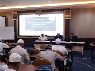 Dosen dari Negeri Jiran Malaysia Kunjungi Ponpes Dalwa