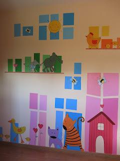 Decopared murales infantiles - Habitaciones infantiles decoracion paredes ...