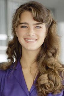 بروك شيلدز (Brooke Shields)، عارضة أزياء وممثلة أمريكية