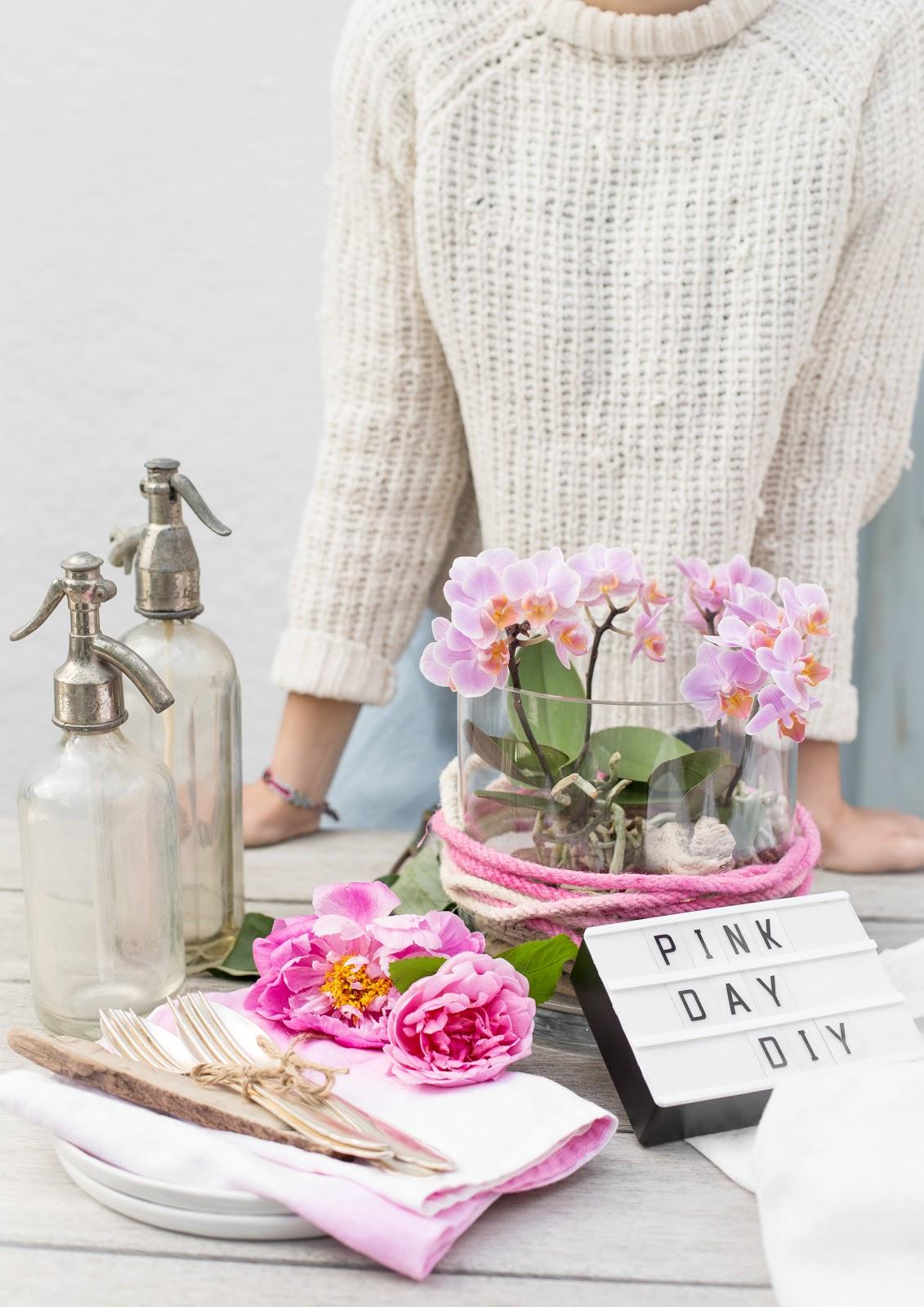 Pink Day DIY