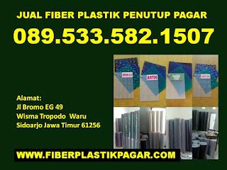 Jual Tutup Pagar Plastik Surabaya,