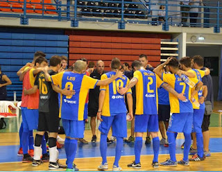Πρεμιέρα στο Πρωτάθλημα Futsal με ΑΜΕΚ Καψάλου