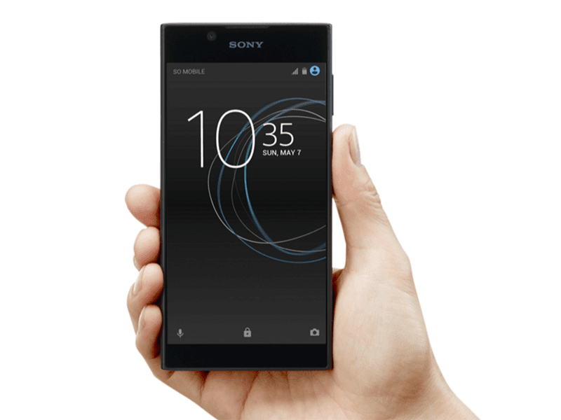 Sony Xperia L1 With Nougat And USB Type C Announced