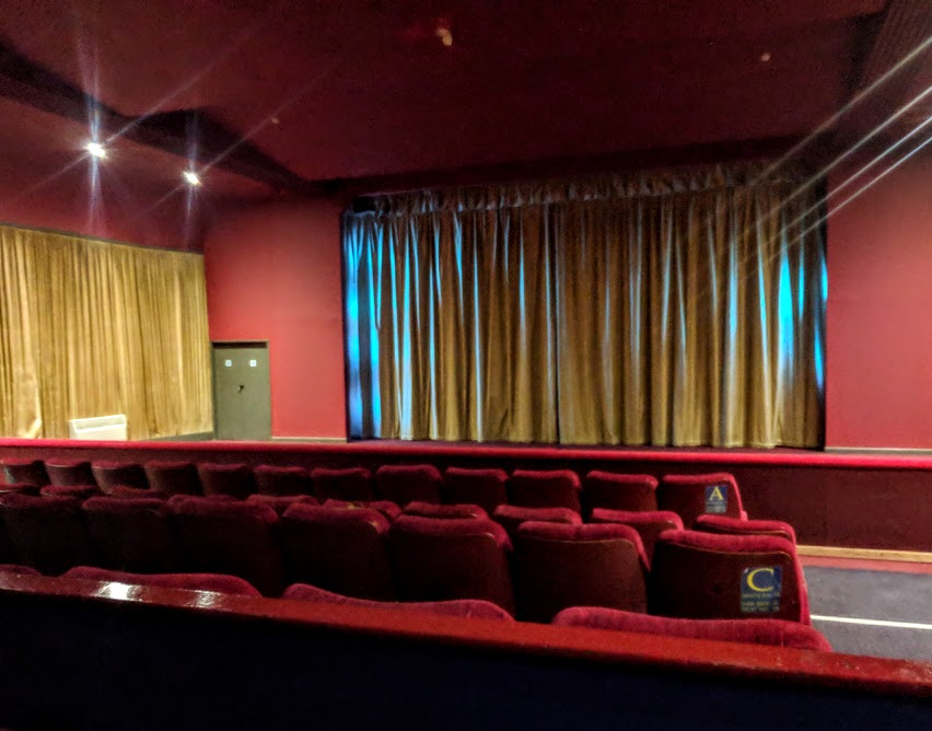How to spend an evening in St Ives with kids  - merlin cinema screen one