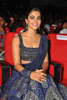 Pooja Hegde choli saree at DJ Duvvada Jaggannadham music launch ~  Exclusive 53.jpg