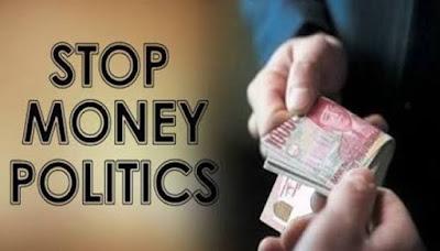 Pengertian Money Politics (Politik Uang) dan Faktor Penyebabnya di Masyarakat