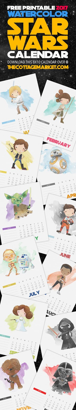 darmowe kalendarze do druku na 2017 rok.