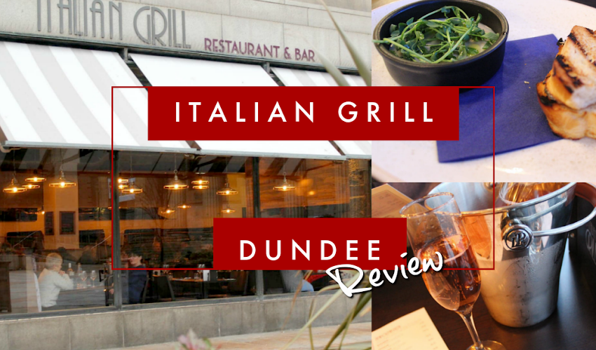 Italian Grill Dundee - Review