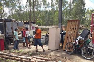 GGCC cumpre ação de reintegração de posse pacificamente em Socorro