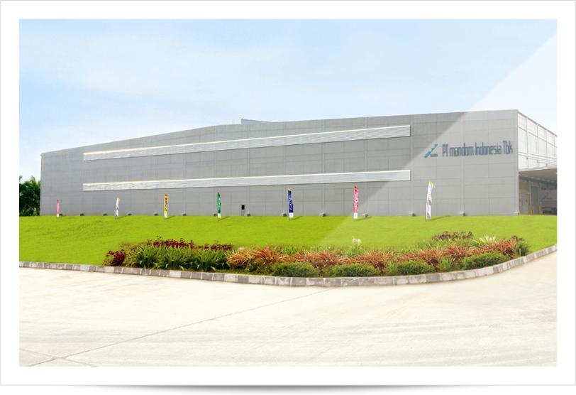 Lowongan Kerja Pabrik Bekasi PT MANDOM INDONESIA,Tbk MM2100 Cikarang