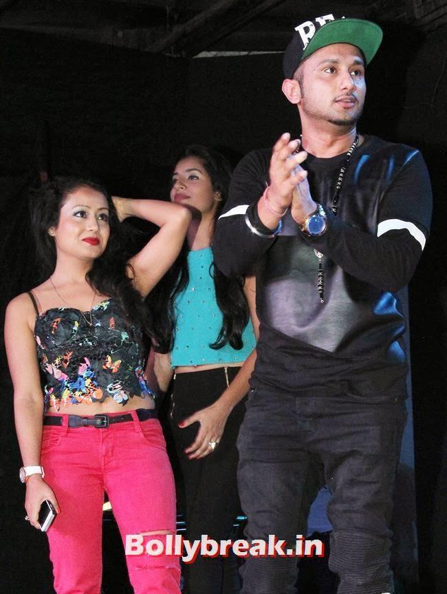 Yo Yo Honey Singh, Hotties at Yaariyan Music Launch