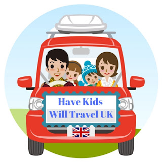 Have Kids Will Travel UK Logo