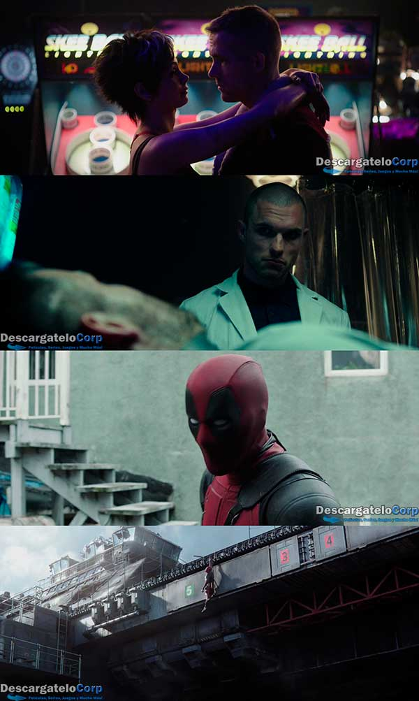 Deadpool (2016) HD 1080p Español Latino