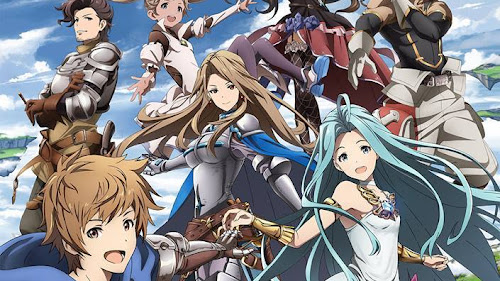 Descargar Granblue Fantasy The Animation [02/?] [HD] [Mega]