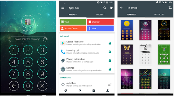 Applock free download for Android