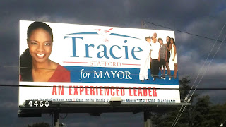 Chaires Espinoza Goes Cable, Stafford Goes Billboard in Elk Grove Campaigns