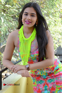Telugu Actress Prasanna Stills in Short Dress at Inkenti Nuvve Cheppu Press Meet Stills  0108.JPG