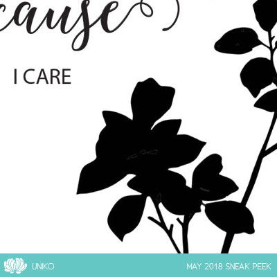 Who Doesnt Love A Silhouette And Floral One Silhouettes Have Been Around In The Paper Crafting Stamping World Probably From Get Go