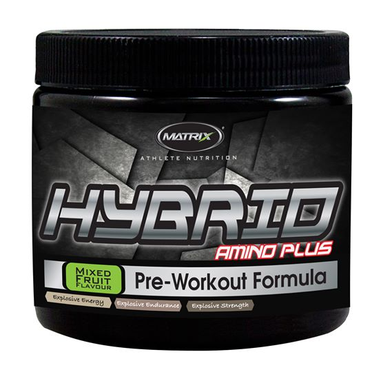HOW MATRIX HYBRID BENEFITS YOUR PRE-WORKOUT SESSIONS