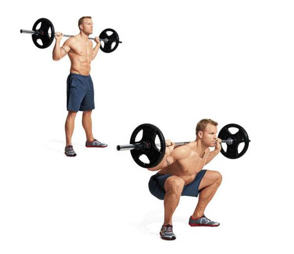 Top bài tập tăng vòng mông hiệu quả nhất cho nam tập gym