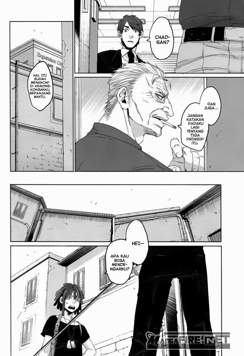 Gangsta Chapter 10-5