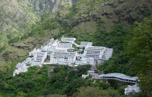 Mata Vaishno Devi Bhavan