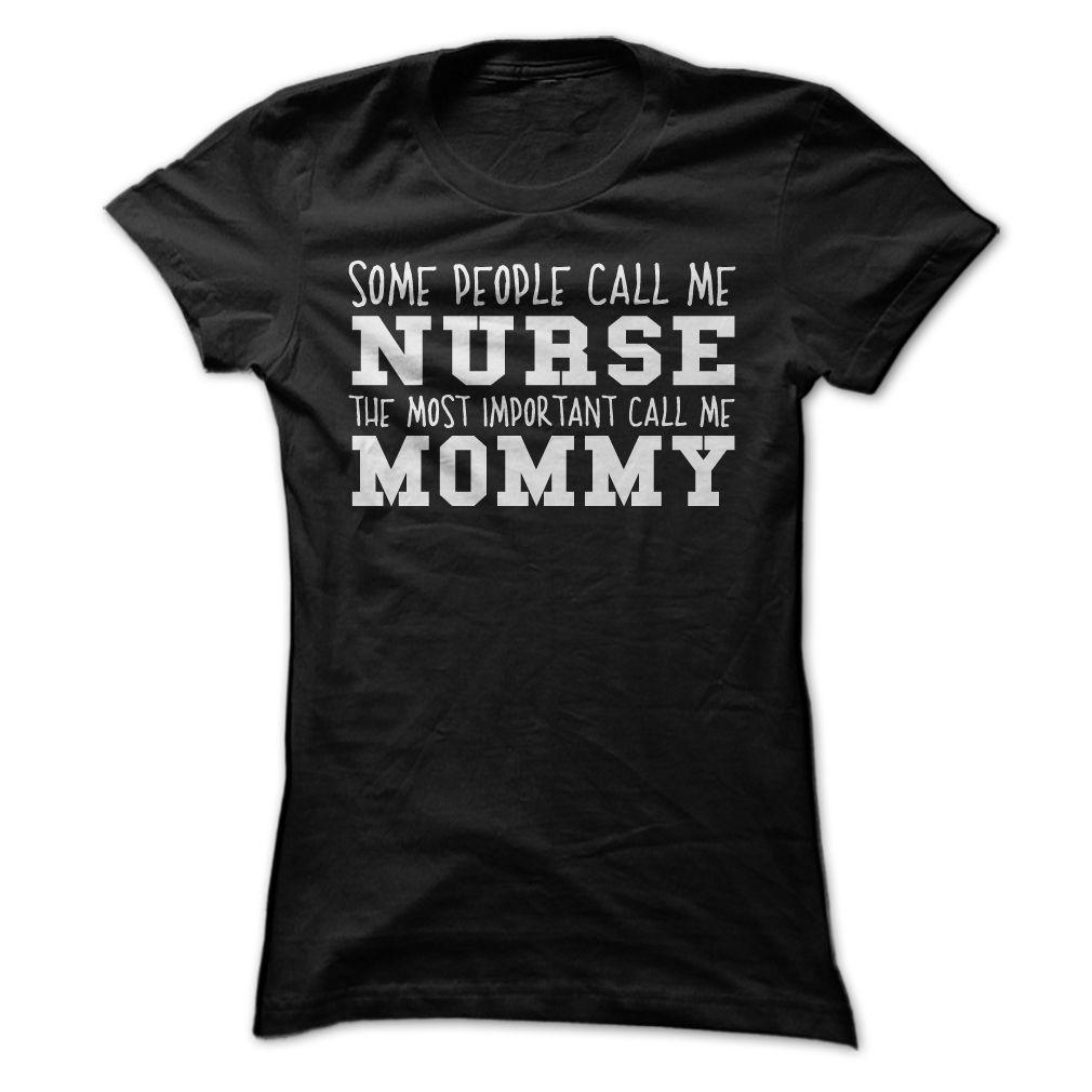 Nursing Tee Shirts