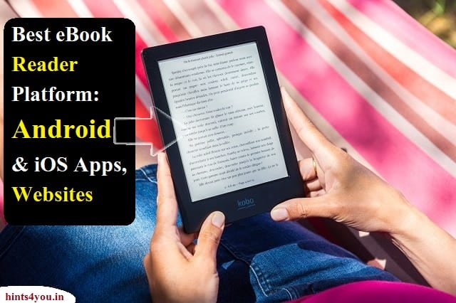 During the journey, you will find some people around you who will be seen reading e-books on their smartphones or kindles. Today, many applications related to digital books are available on the Google Play Store and Apple iTunes.