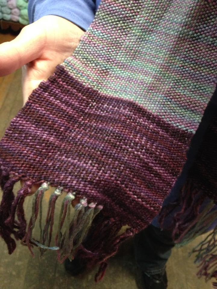 Creative Moments With Sandy: Rigid Heddle Loom Weaving