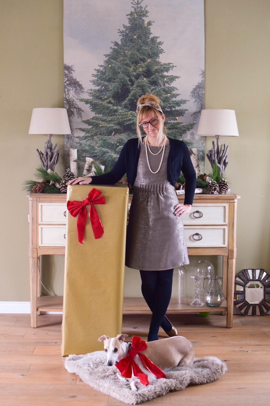 Frohe Weihnachten! Wohnzimmerdeko Inspiration Dekoidee Weihnachten