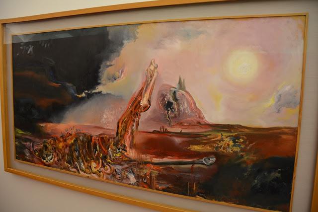 Teatre Museum Dali Art Figueres painting