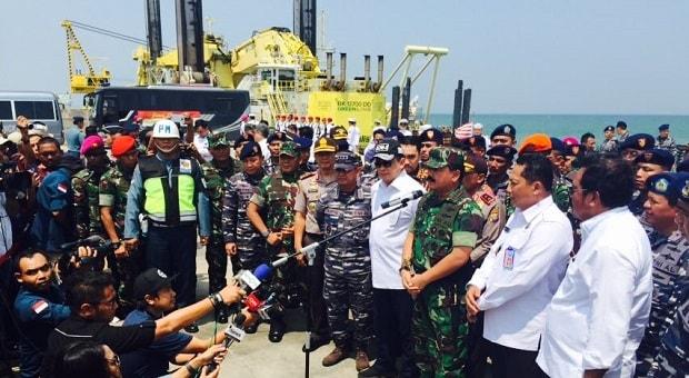 Panglima TNI Apresiasi Keberhasilan KRI Sigurot 864 TNI AL