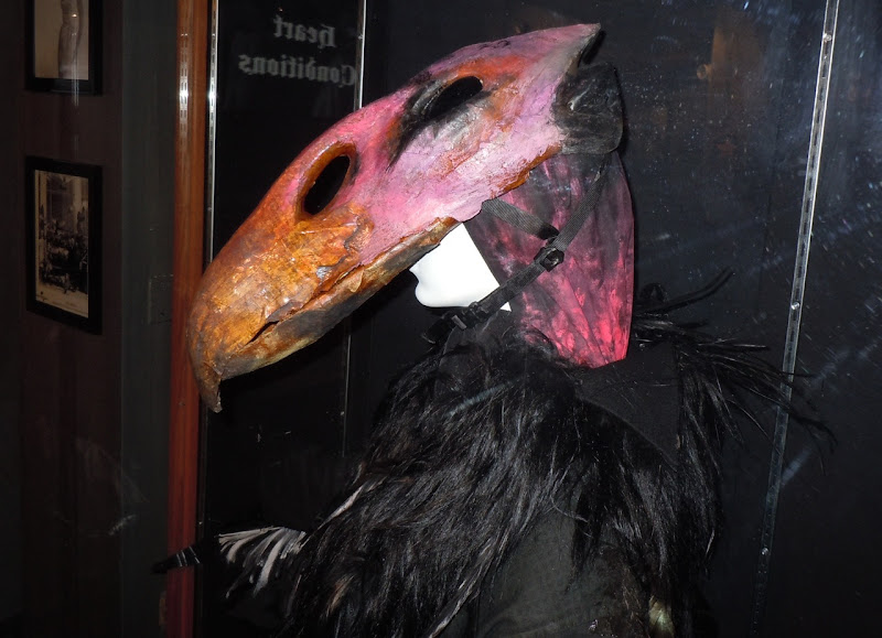 My Soul To Take Condor mask