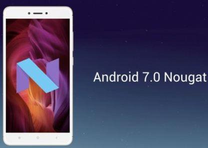 Cara Update Android 7.0 Nougat di Xiaomi Redmi 4X