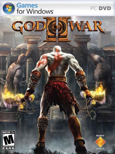 تحميل لعبة God Of War 2 مضغوطة برابط واحد مباشر كاملة مجانا
