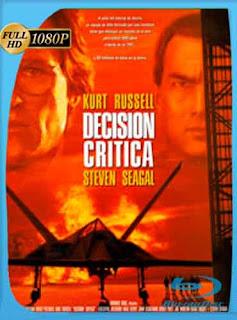 Decisión crítica 1996 HD [1080p] Latino [GoogleDrive] DizonHD
