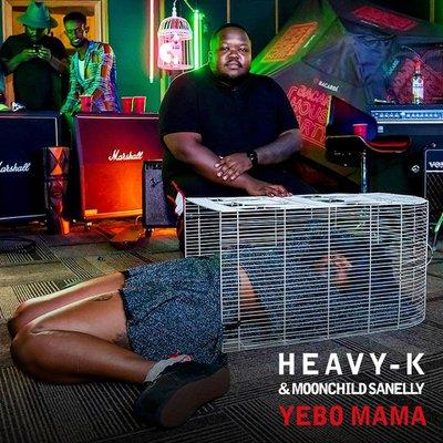 HEAVY-K & Moonchild Sanelly - Yebo Mama (Gqom)
