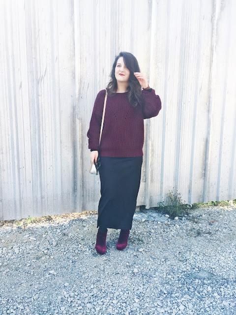 Jesenji outfit