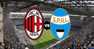 Милан – СПАЛ прямая трансляция онлайн 29/12 в 22:30 по МСК.