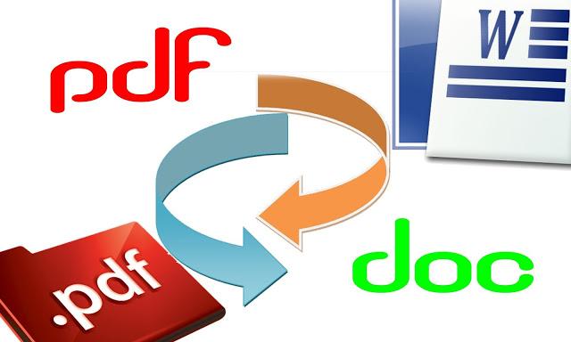 موقع لتحويل الملفات  إلى PDF و العكس